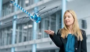 BionicOpterRoboticDragonfly