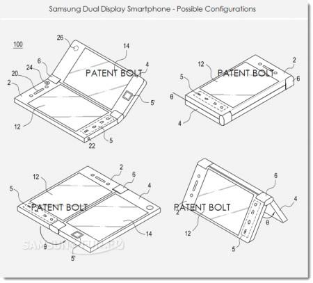 Samsung патент