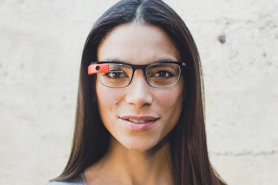 Google Glass оправа