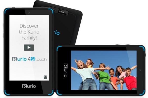 Kurio 4S смартфон для детей