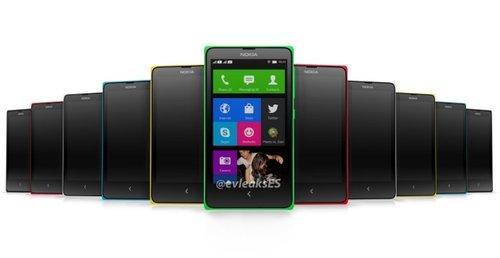 Nokia X специфкации