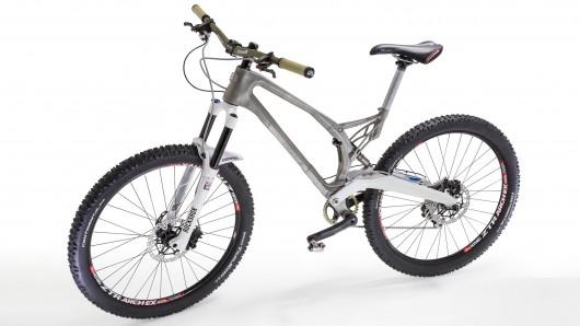 3D-печатный велосипед MX-6 Evo
