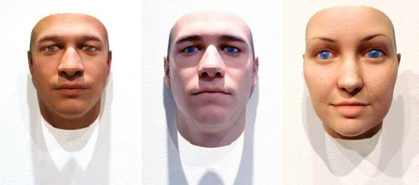 3D-печатные портреты