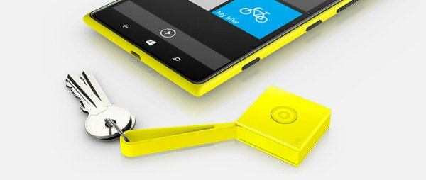 TreasureTag от Nokia