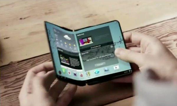 Необычный планшет Samsung