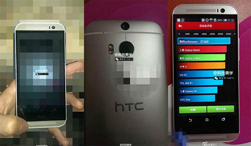 All New HTC One смартфон