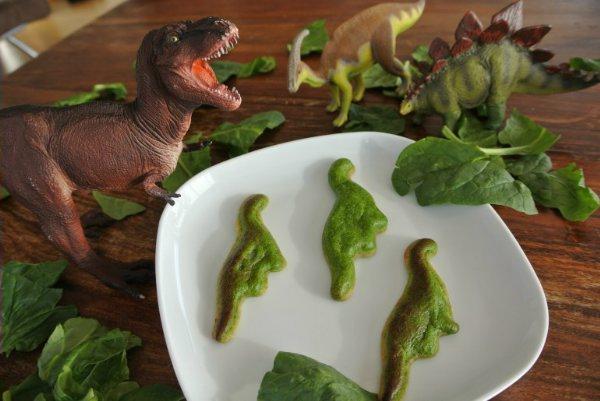 Foodini фигурки динозавров