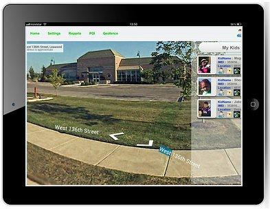 Kidsport GPS умный браслет