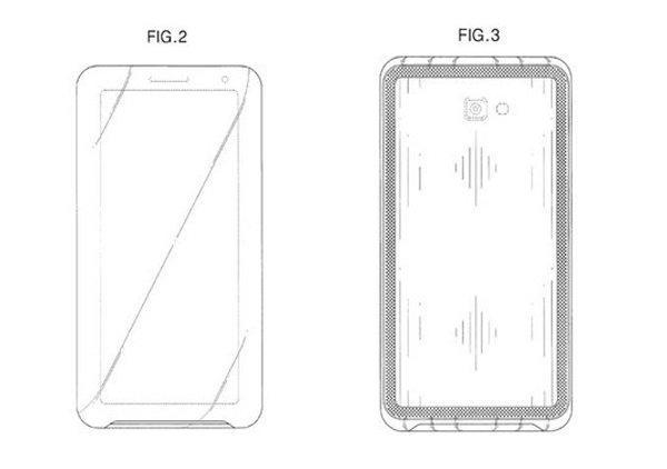 смартфон Samsung 21:9