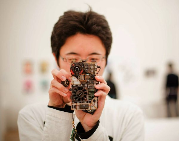 Уникальный чехол для iPhone в стиле стимпанк