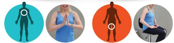 фитнес-гаджет TAO WellShell