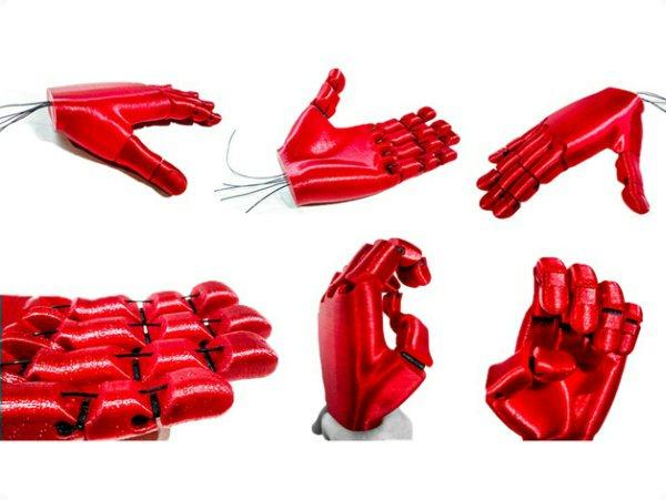 Flexy-Hand роборука