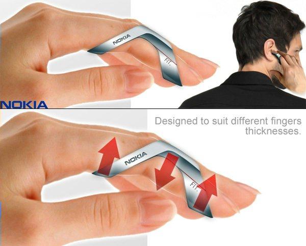 Nokia Fit миниатюрный телефон