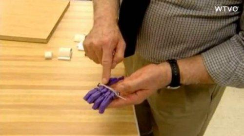 3d-печатный протез руки