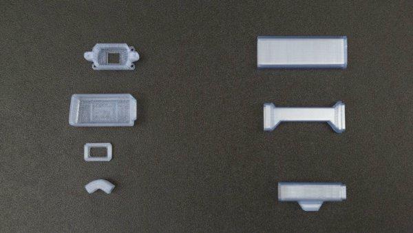 3D компоненты Google Glass