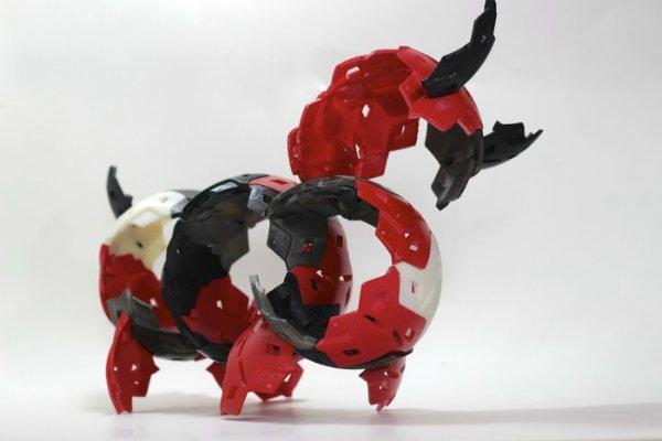 IKOS 3D конструктор