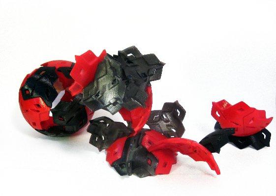 3D-печатный конструктор IKOS