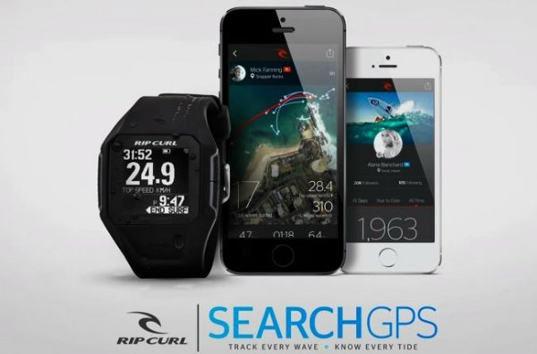 Rip Curl Search GPS часы