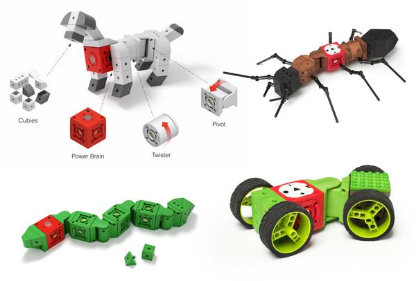 TinkerBots кинетический конструктор