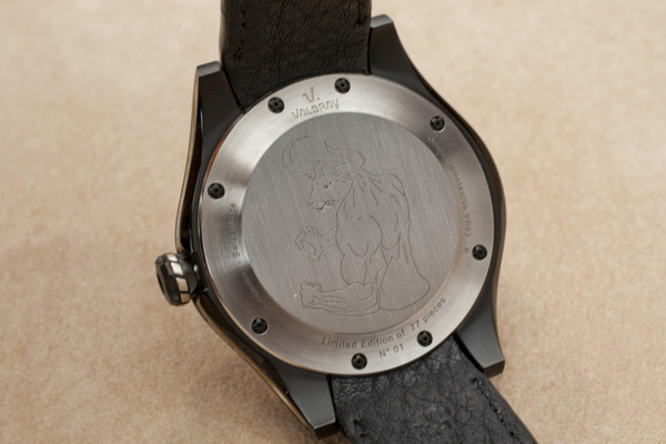 Valbray Oculus Minotaurus часы