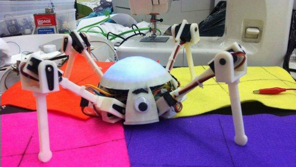 Робот Goon Quad