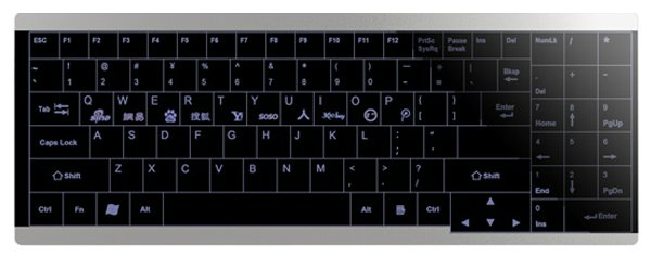 iKeyboard клавиатура