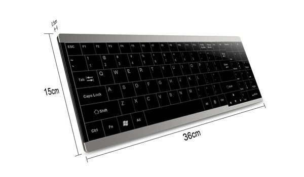 клавиатура iKeyboard