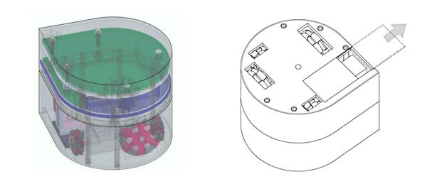 Схема мини принтера