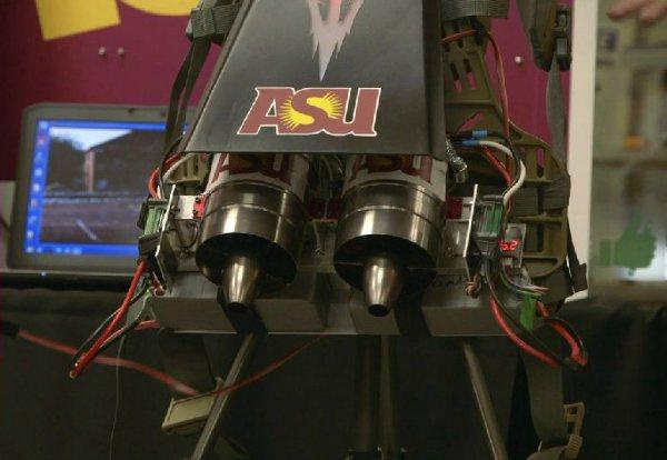Робот-разведчик