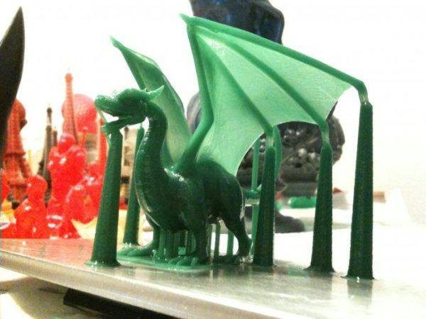 Titan 1 дракон
