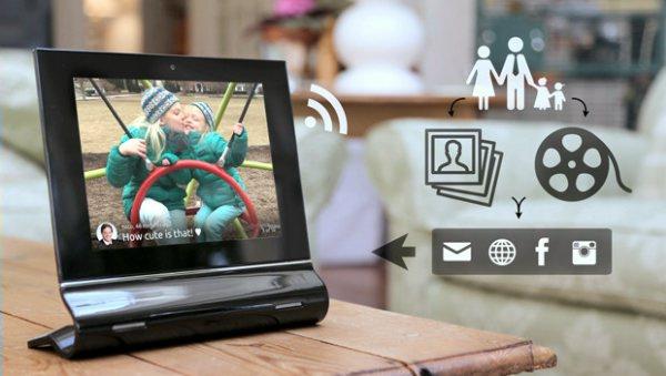 Famatic цифровая фоторамка