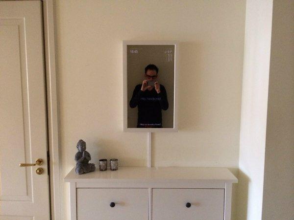 Самодельное волшебное зеркало