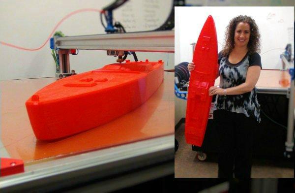 X1000 3D принтер