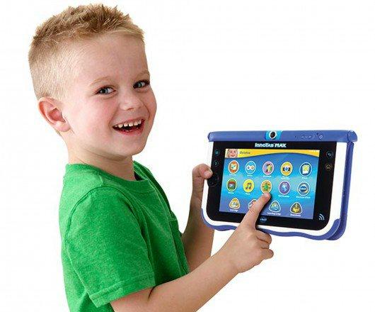 InnoTab Max - детский планшет для ребенка