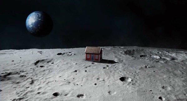 Moonhouse 3D-печатный дом