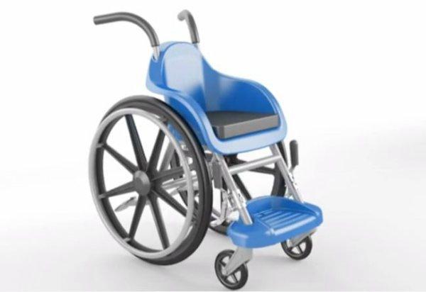 3D-печатная инвалидная коляска для детей