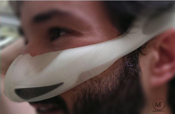 3D-печатная СИПАП-маска