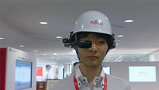 Fujitsu занялась разработкой шлема виртуальной реальности