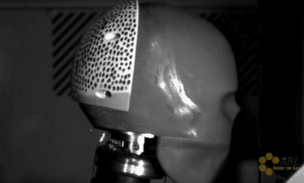 Разработка защитного шлема