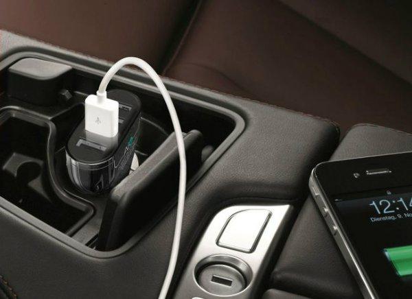Автомобильное зарядное устройство Aukey