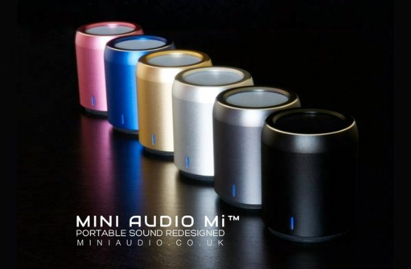Mini Audio Mi