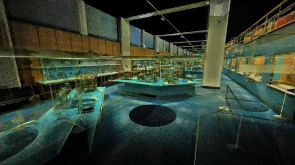 ScanLAB 3D-сканированная выставка