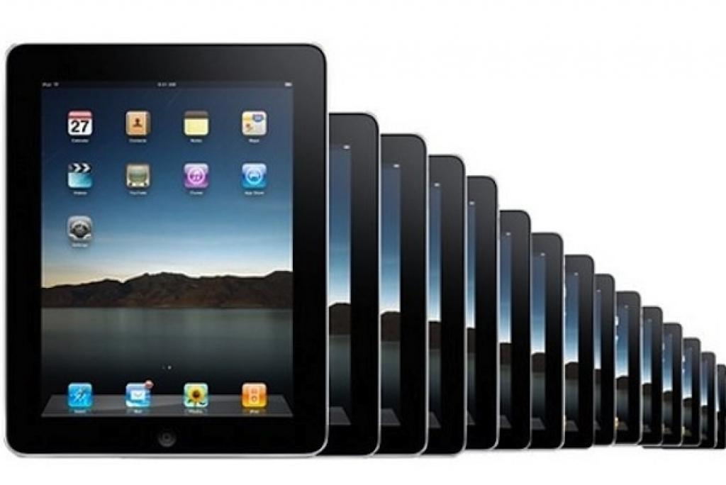 С днём рождения, iPad!