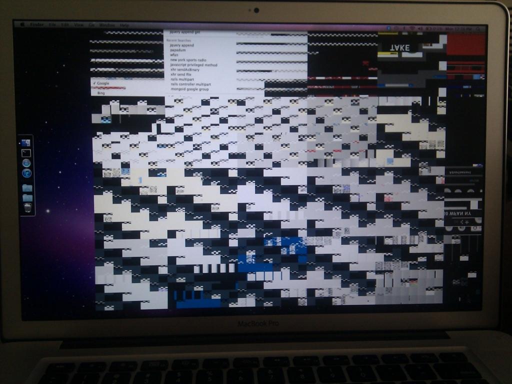 Apple бесплатно отремонтирует Macbook Pro с проблемной видеокартой