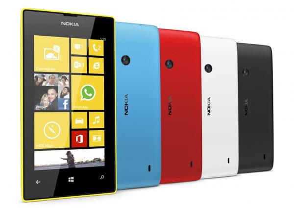 Microsoft готовит версию Windows 10 для смартфонов с 512 Мб оперативной памяти