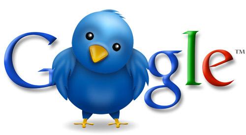 Записи в Twitter начнут индексироваться в поисковой системе Google
