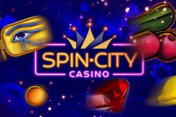 Казино Спин Сити онлайн играть на официальном сайте